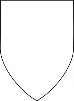 11 Vector Shield Clip Art Images