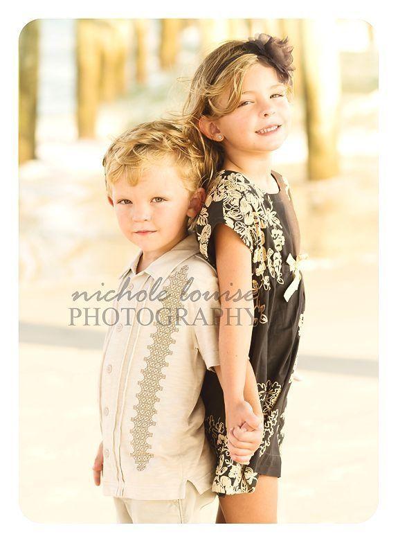 Sibling Photo Shoot Ideas