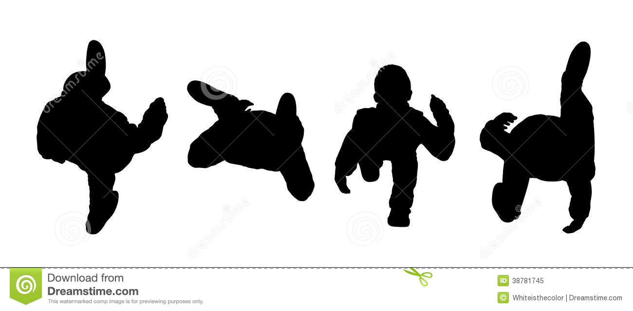 14 Plan View Person Silhouette Vector Images