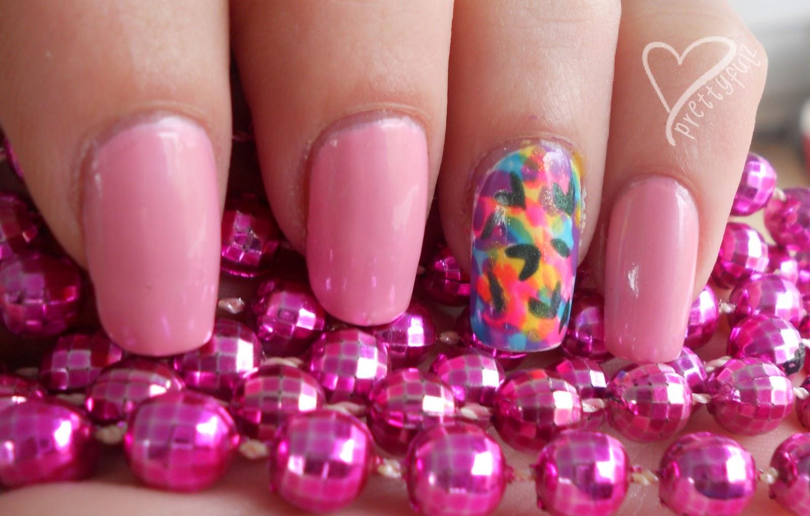 spring nail art design 268263