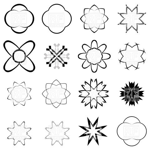 StarDesign Vector Clip Art