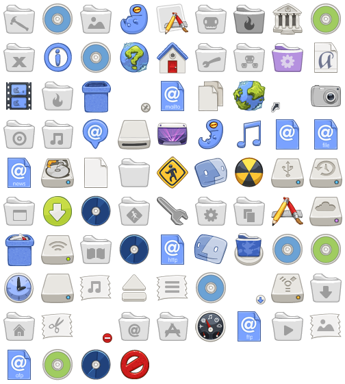 System Icons Pack