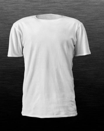 T-Shirt Template PSD Download