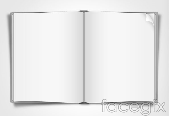 13 Turning Page PSD Images