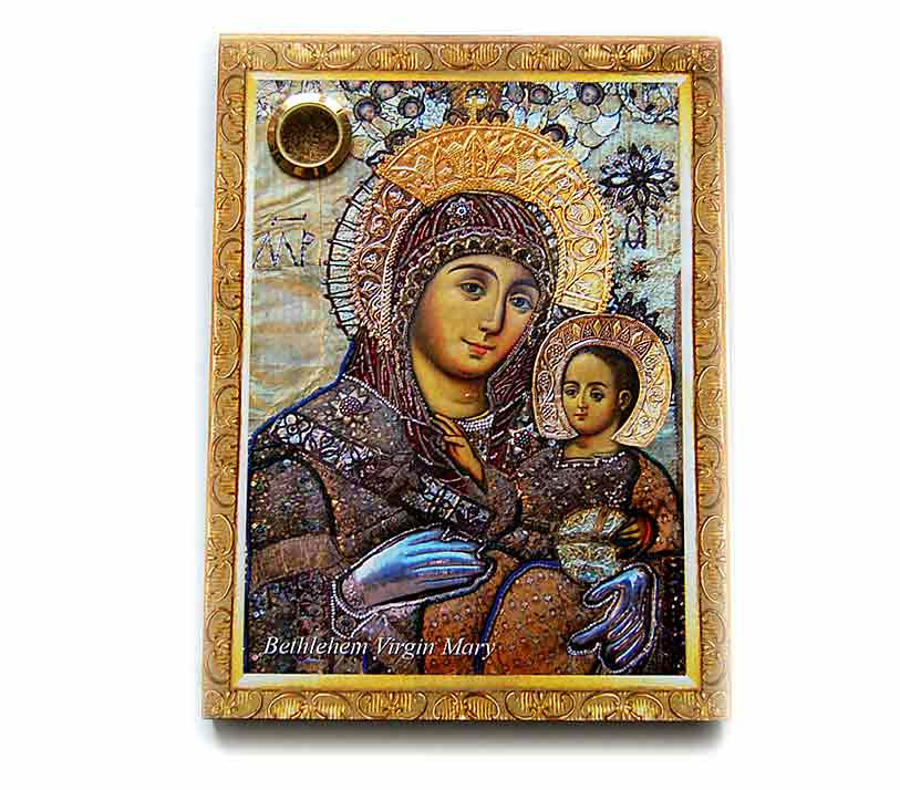 Virgin Mary Icons Pictures