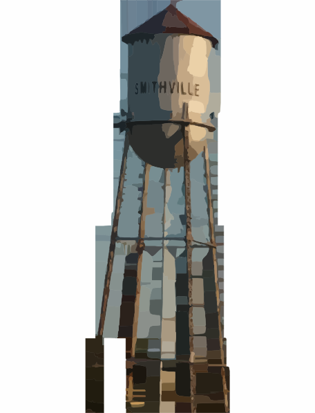 Water Tower Clip Art Free