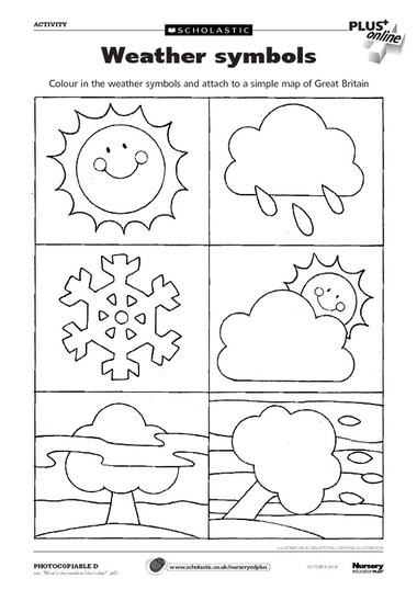 11 Printable Bad Weather Icons Images Weather Symbols