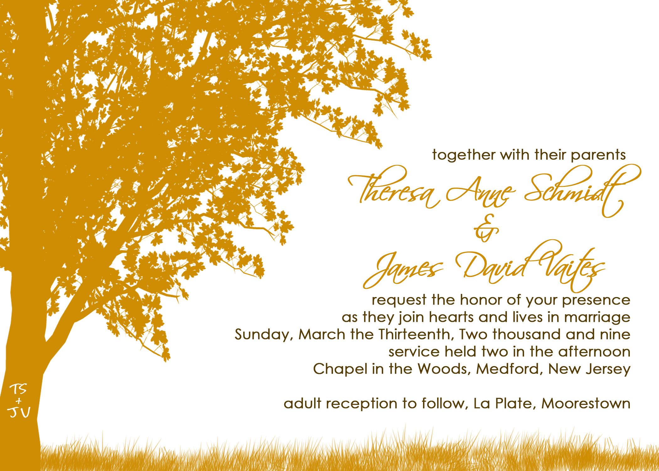 8 Invitation Design Templates Images