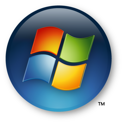 14 Microsoft Windows 7 Start Icon Images