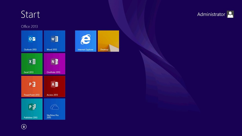 12 Windows 8.1 Start Screen Icons Images