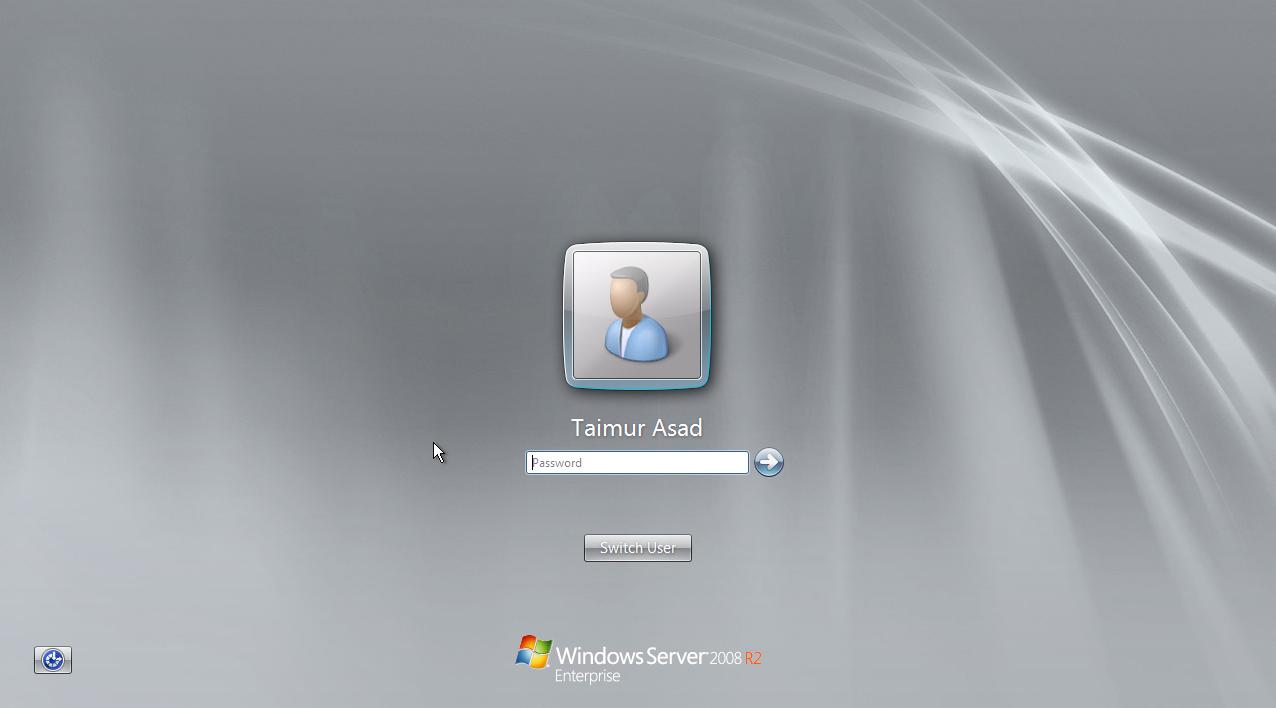 Windows Server 2008 R2 Enterprise