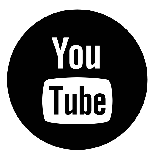 Image result for youtube logo png circle