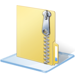 15 Zip File Icon Windows 7 Images