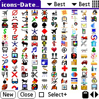 8 Free 16-Bit Icons Images