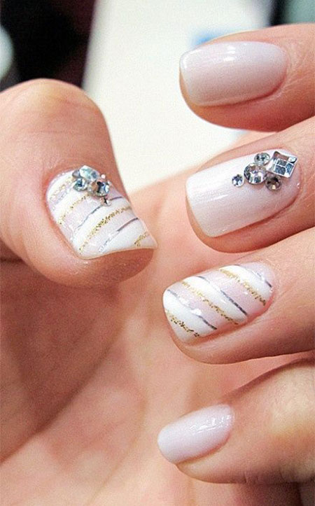 Acrylic Nails Art Designs 2014