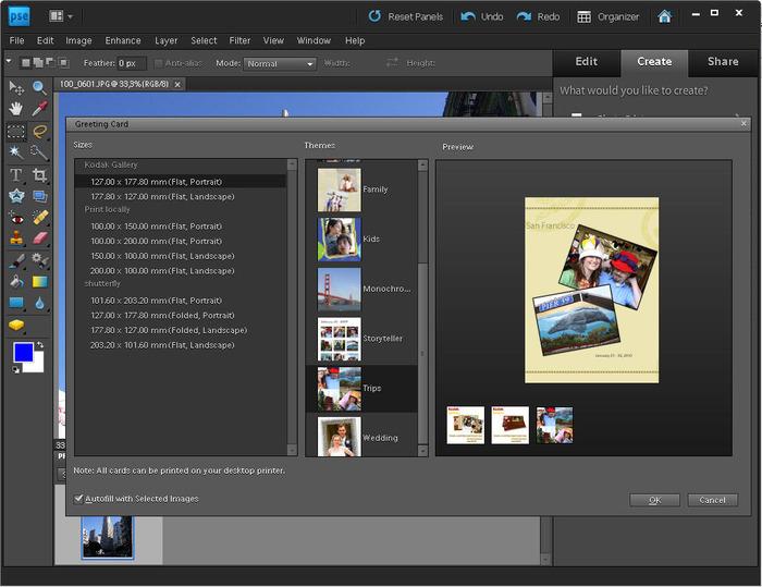 7 Adobe Photoshop Elements 5.0 Images
