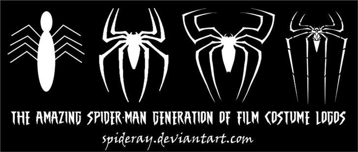 Amazing Spider-Man Font Free Download