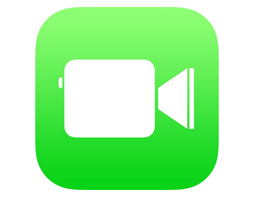 9 IOS 7 FaceTime Icon Images