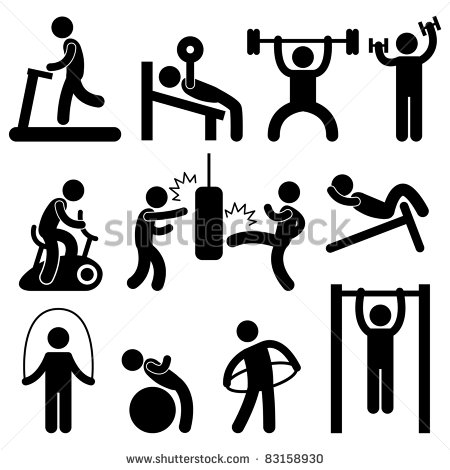15 Athletic Building Icon Images