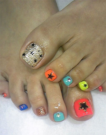 Best Toe Nail Designs 2014