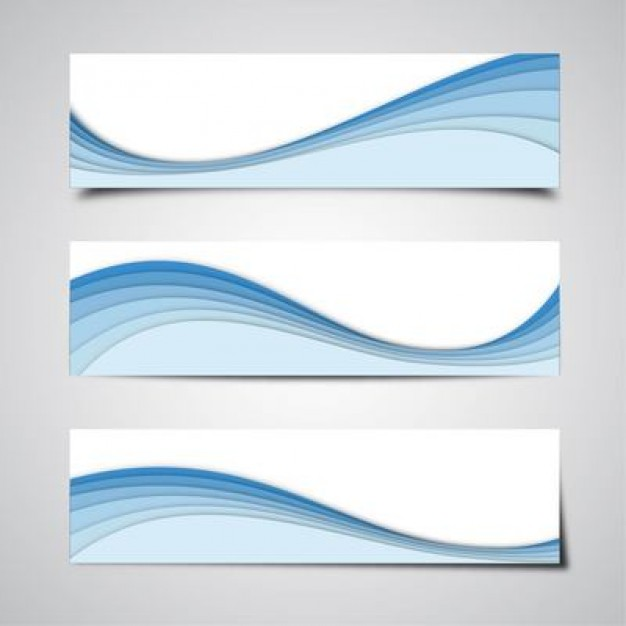 19 Clean Banner Vector Images