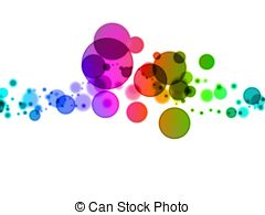 6 Fuzzy Dot Vector Images