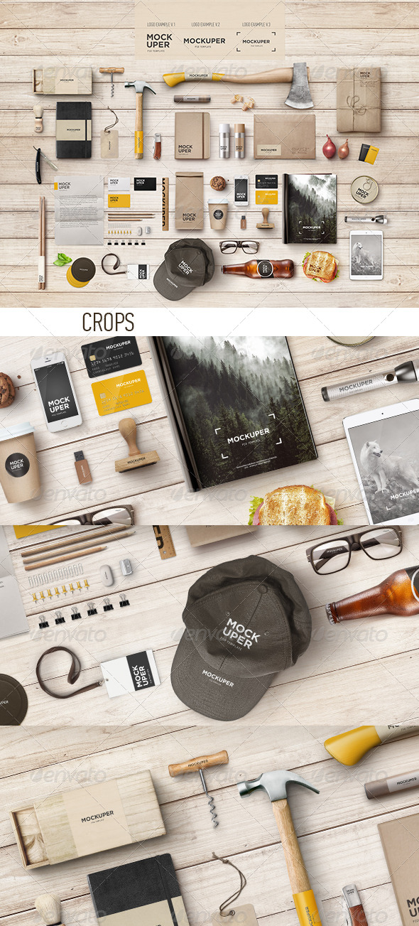 14 Mock Up Of Airplane PSD Images