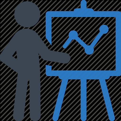 Business Marketing Management Icon