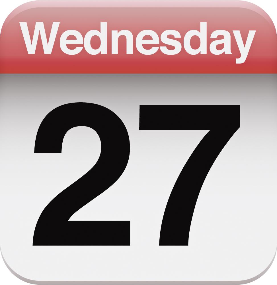 Calendar iPad Apps Icons