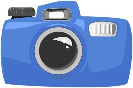 14 PSD Clip Art Camera Images