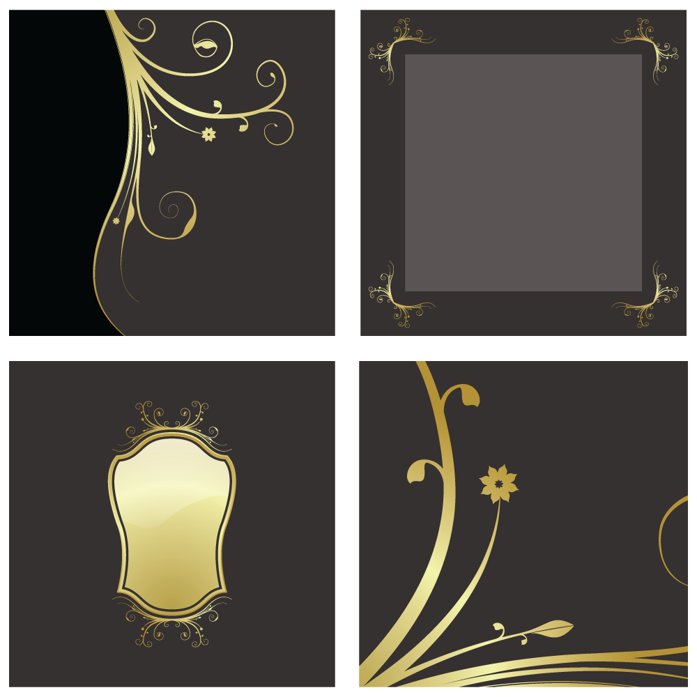 18 Card Design Vector Images