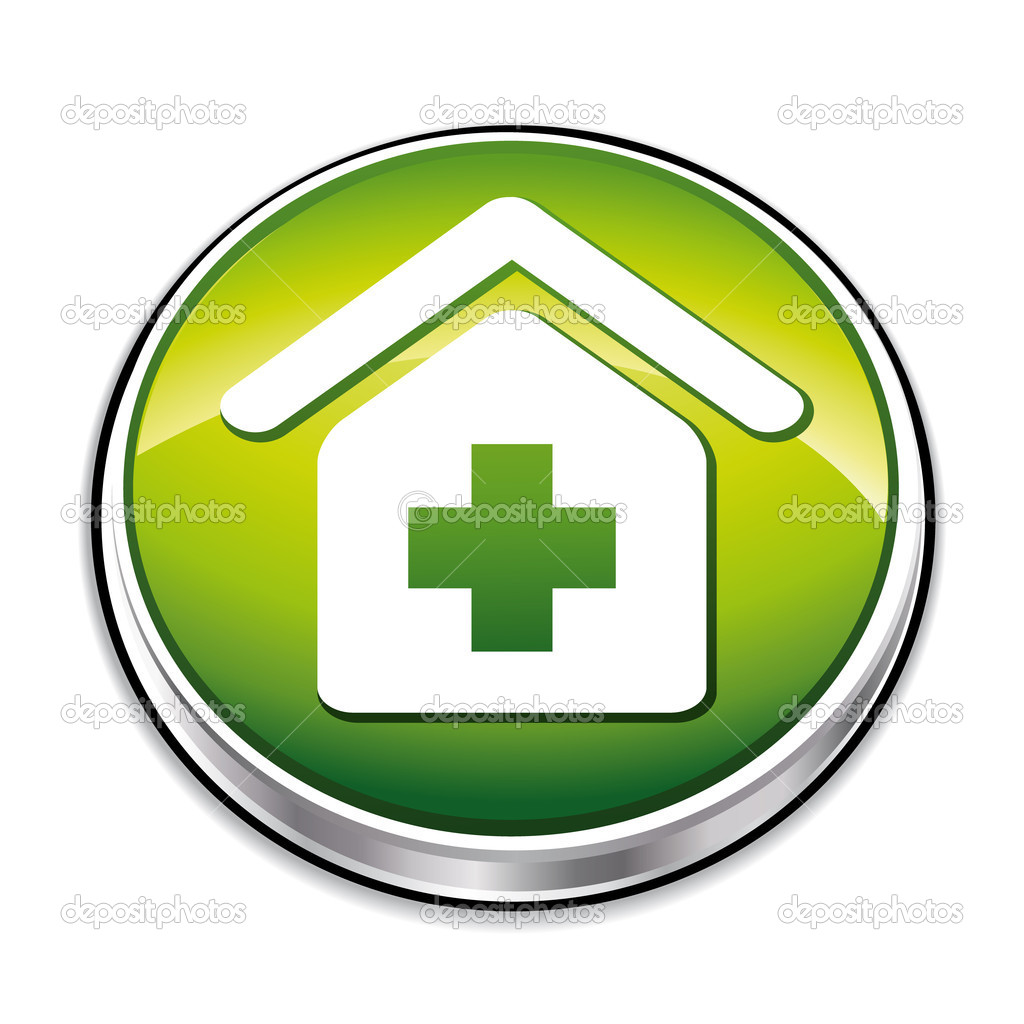 12 Button Icon Clip Art Hospital Images