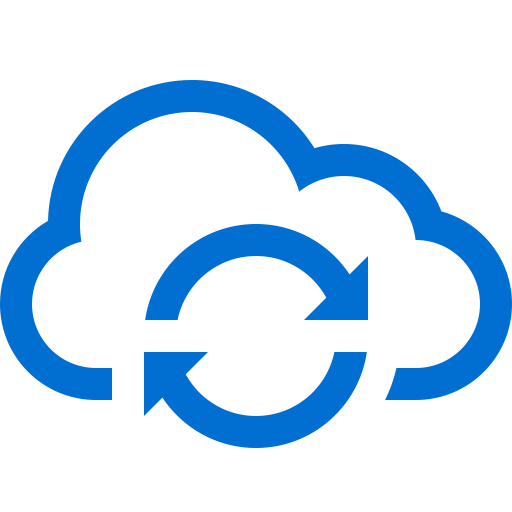 18 Sync Cloud Icon.png Images