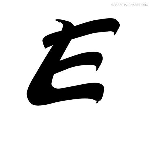 10 Letter E Fonts Images Alphabet Fonts Heart Letters Font Styles