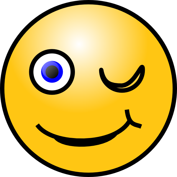 19 Clip Art Smiley-Face Emoticons Images