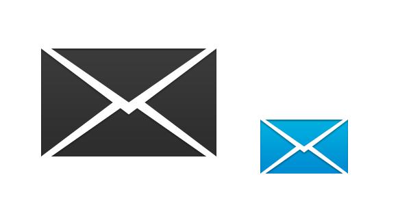 13 Envelope Icon Transparent Images