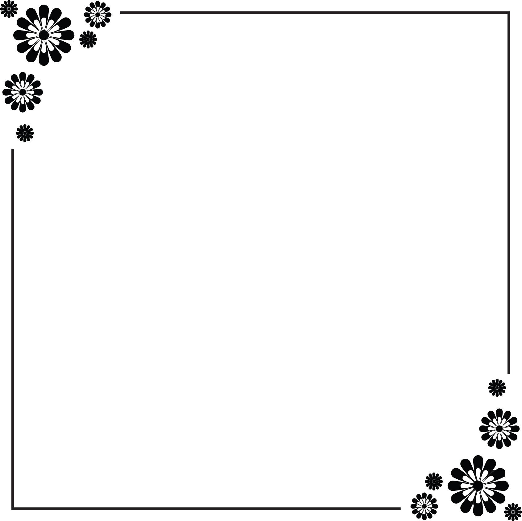14 Paper Border Designs Images