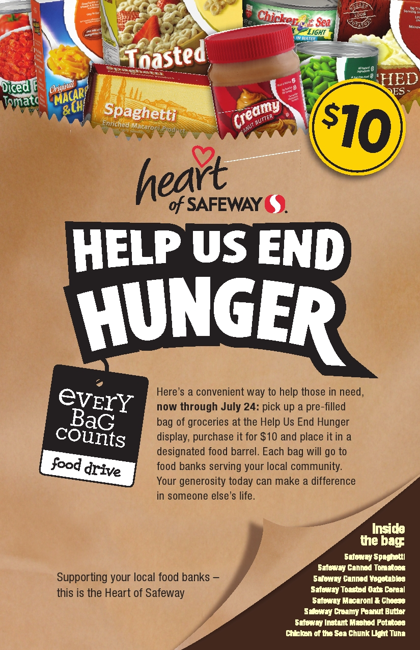 13 Charity Food Drive Poster Designs Images - Holiday Food ...