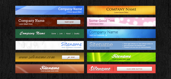 Free Banner Ad Templates. banner ad template 50 free psd format ...