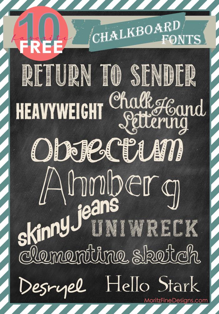 13 chalk font free download images chalkboard fonts free