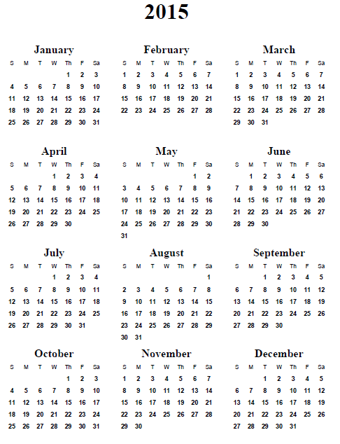 Blank Calendar With Room To Write : Printable calendars with designs and space to write