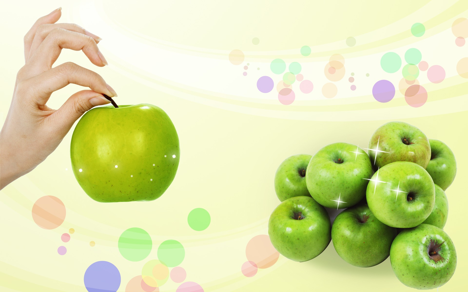 Fruit and Vegetable Graphics Designs
