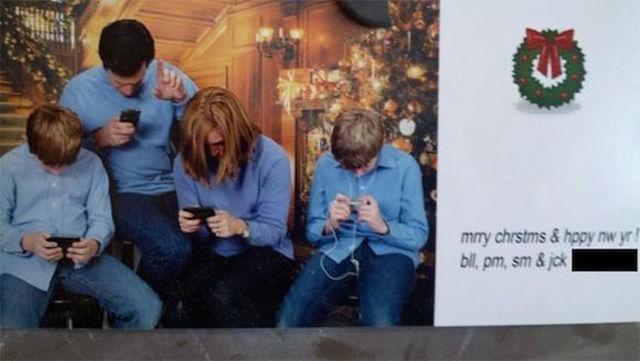 Funny Christmas Card Ideas Families