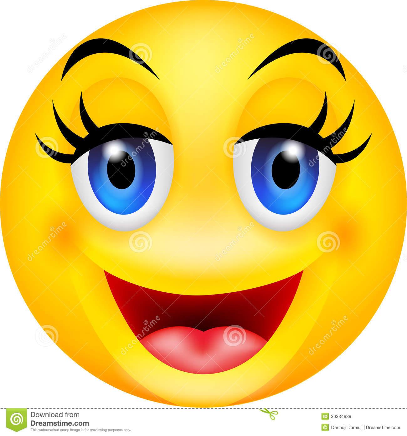 Funny Smile Clip Art