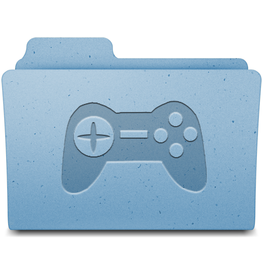 16 Games Folder Icon Mac Images