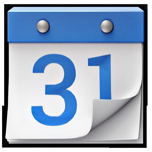 12 Desktop Calendar Icon Images