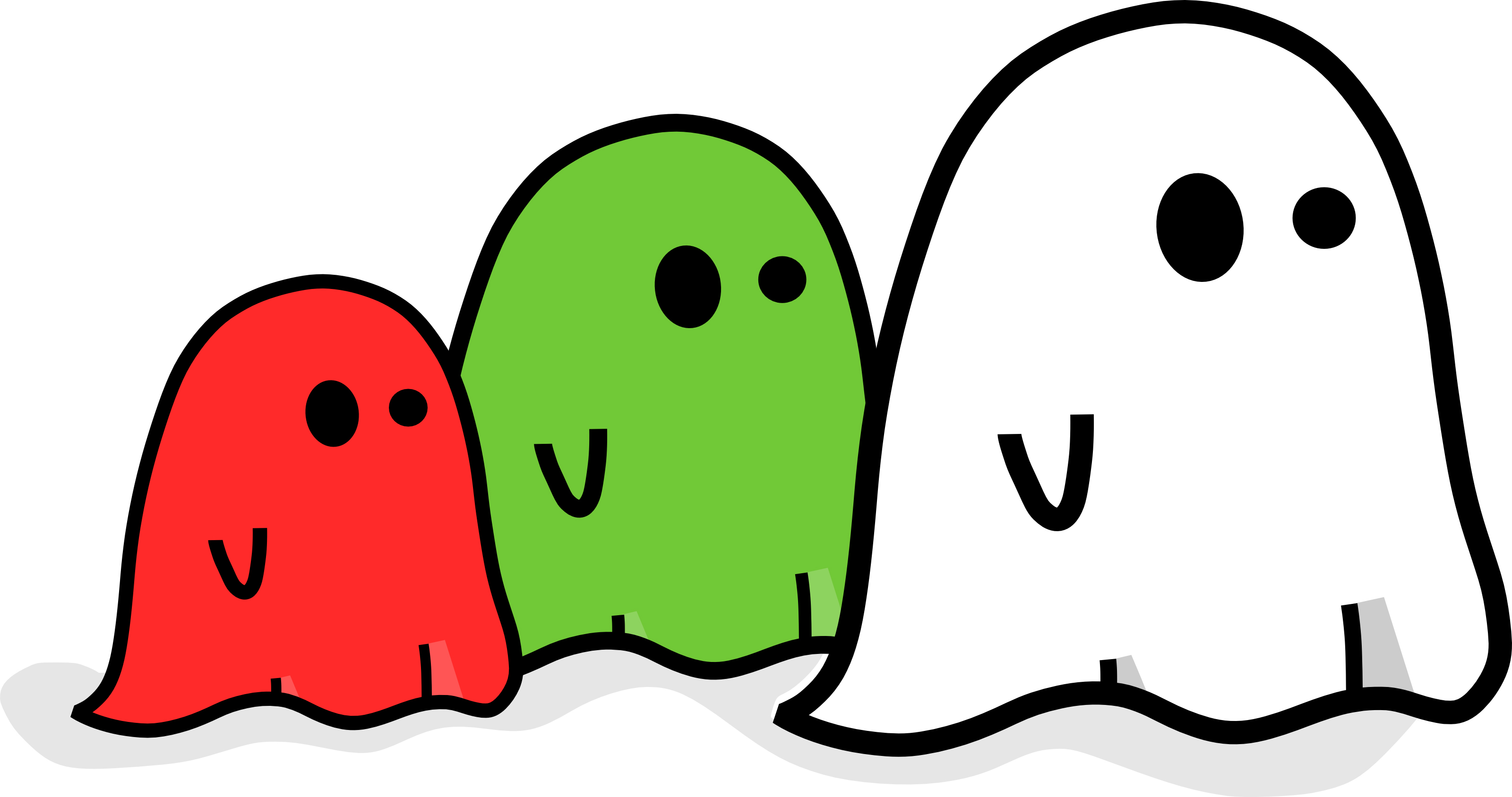 Halloween Ghost Clip Art Free