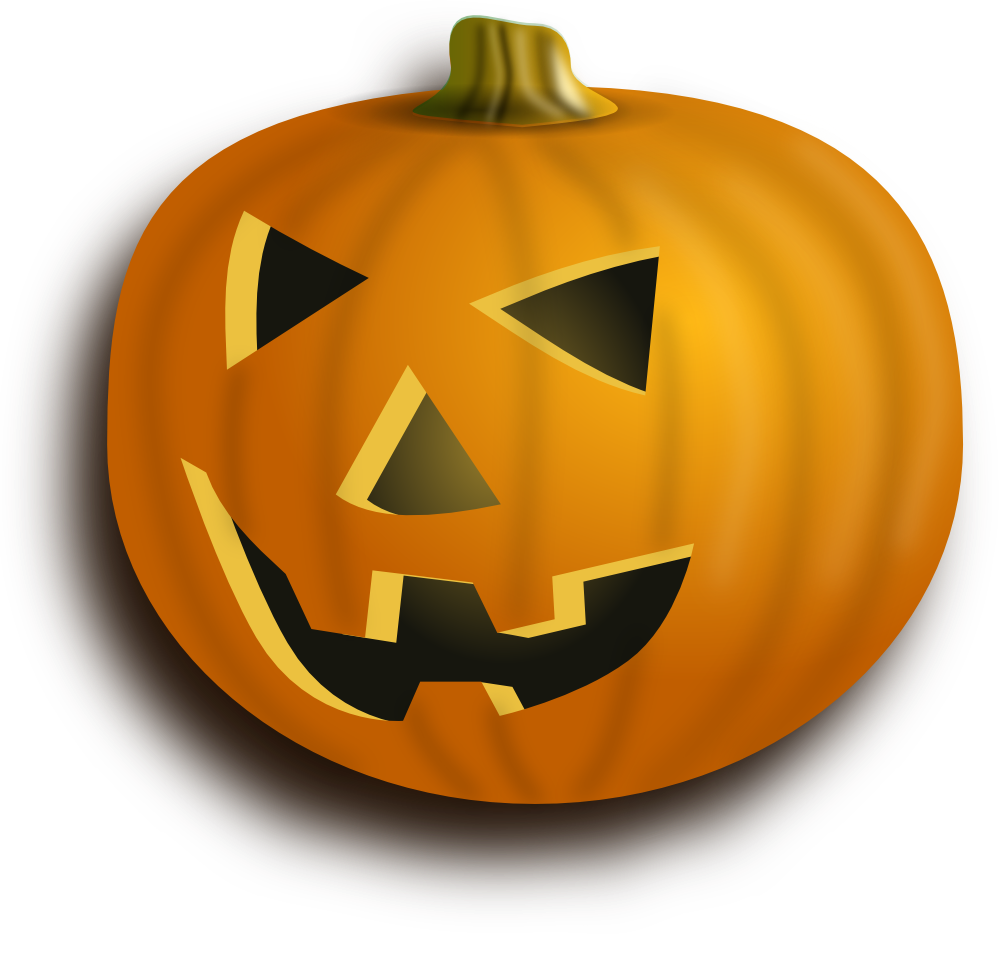 Halloween Pumpkin Clip Art Transparent