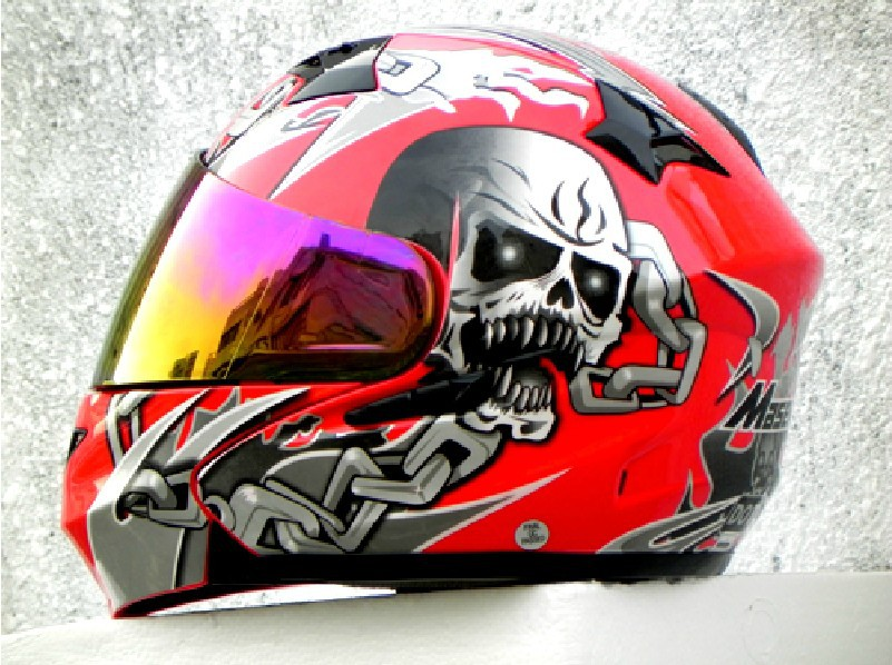 Icon Motorcycle Helmet Logo