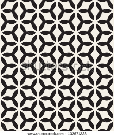Illustration Modern Repeating Patterns